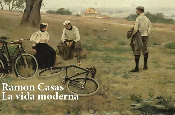 Ramon Casas - La vida moderna 10x21