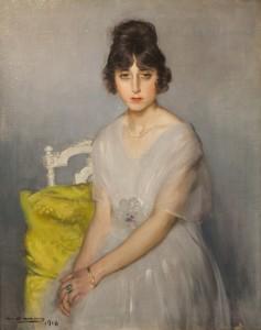 Glòria Codina Casas, 1918. Col. particular