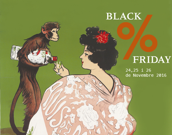 Anis del mono - Black friday 2016