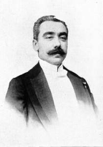 Flaminio Mezzalama. C. 1904 – Foto A. Esplugas