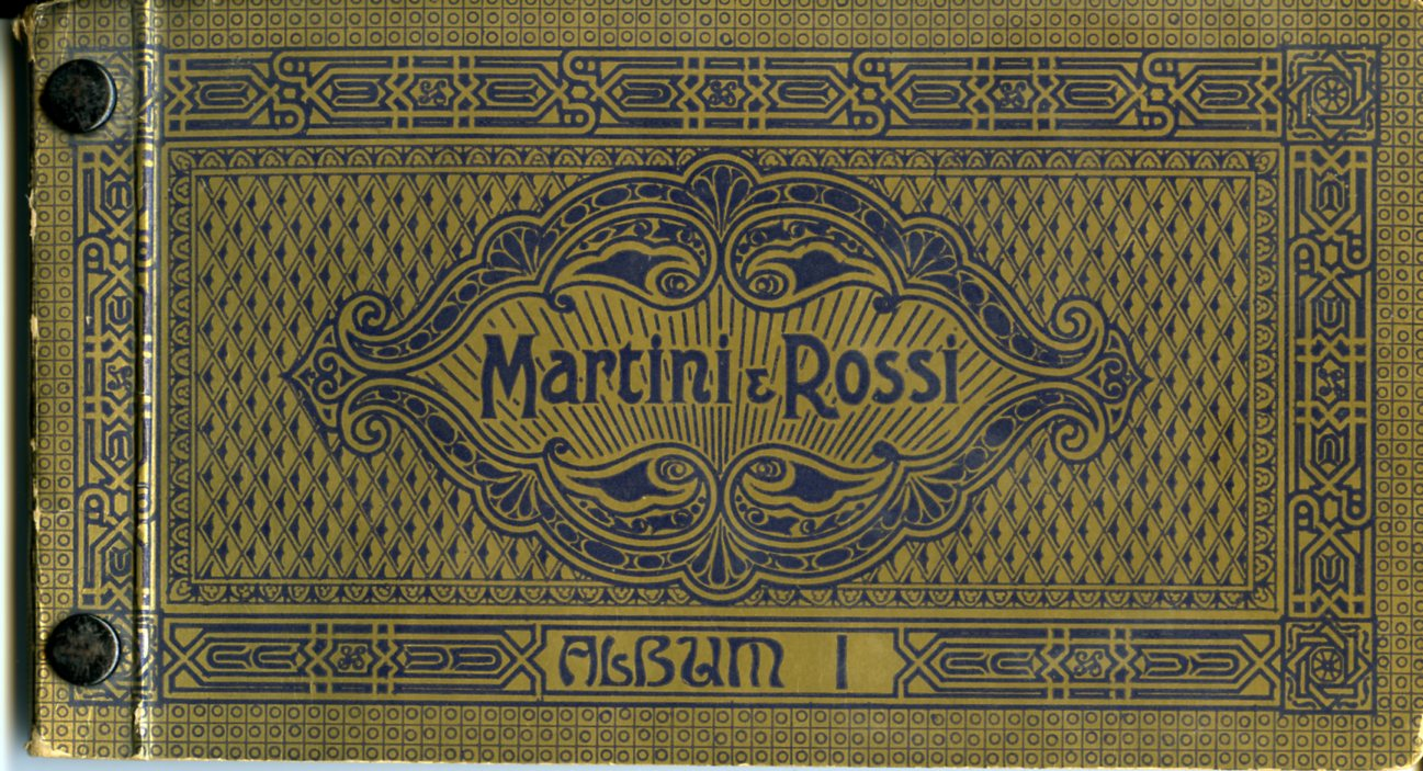 Álbum Martini & Rossi (1935)